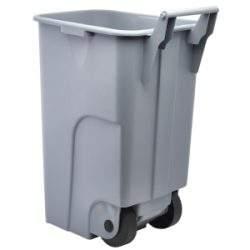 Grey Recycling Bin 85L