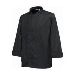Basic Stud Jacket (Long Sleeve) Black S Size