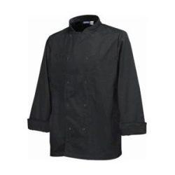 Basic Stud Jacket (Long Sleeve) Black XL Size
