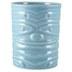 Genware Blue Tiki Mug 36cl/12.75oz