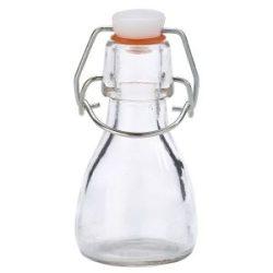 Genware Glass Swing Bottle 7.5cl / 2.6oz