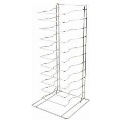 Genware Pizza Rack/Stand 11 Shelf