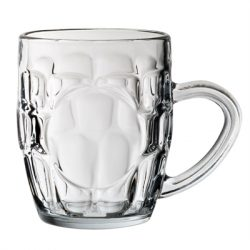 Dimple Tankard Panelled 10oz (29cl) CE