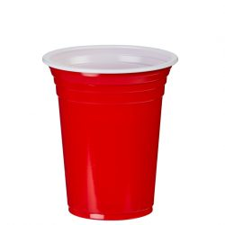 12oz Red Party Cup