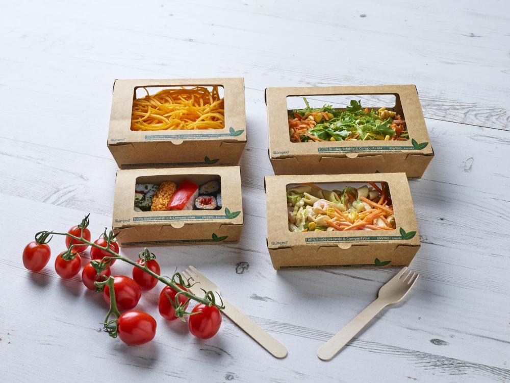 Tuck Top Salad Boxes