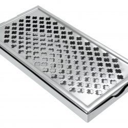 3503 Stainless Steel Drip Tray 12x6inch