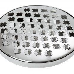 507 Stainless Steel Round Drip Tray 6inch Diameter
