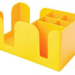 3535YEL Bar Caddy Yellow