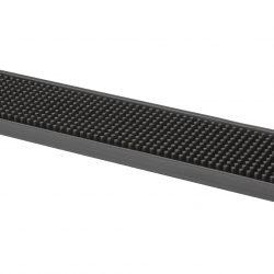 3620 Bar Mat - Black Rubber 24x3inch