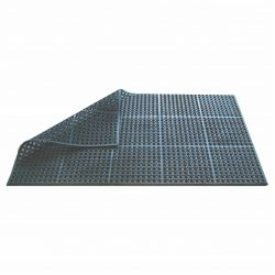 Rubber Bevelled Edge Floor Mat 150x90x1.2cm