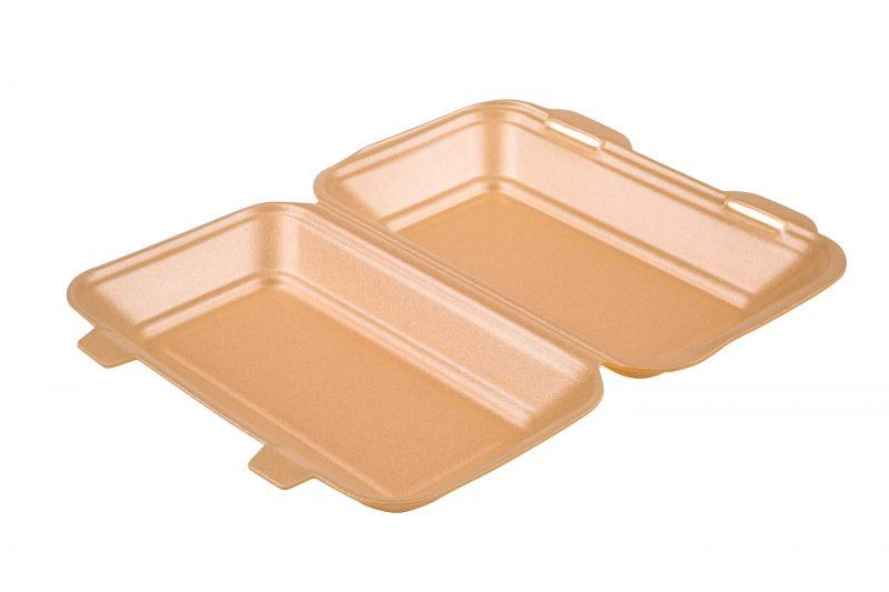 Foam Large Meal Box TT10