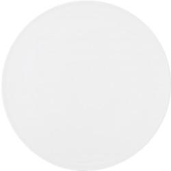 Anton Black Tableware - Round Plates
