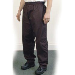 Black Baggy Trouser