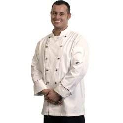Bordeaux Chef Jacket