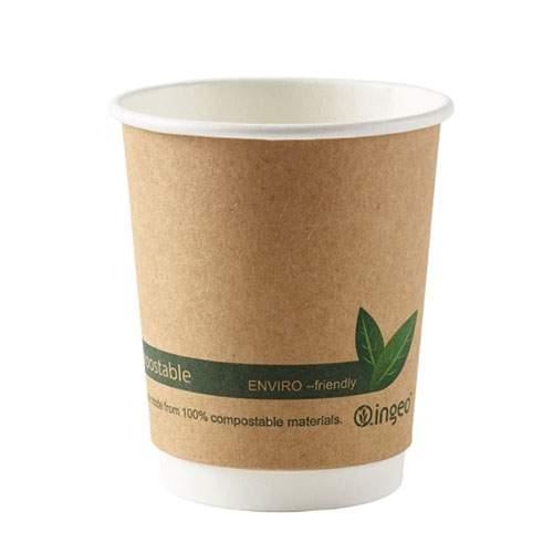 Compostable Kraft Cups