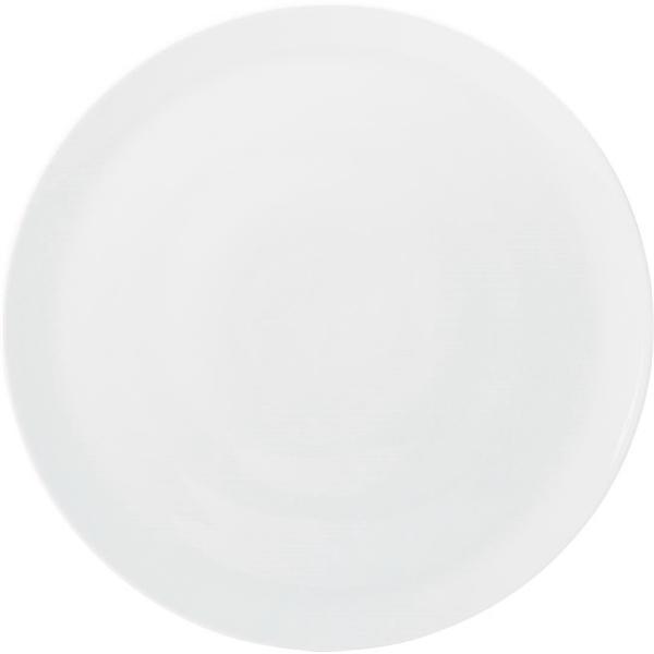 Pure White Pizza Plates