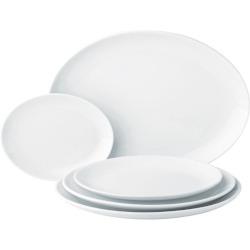 Titan Oval Plates