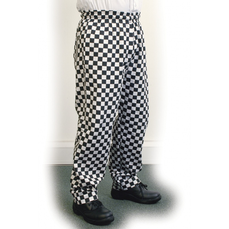 Baggy Chef Trousers also known as Chef Baggies