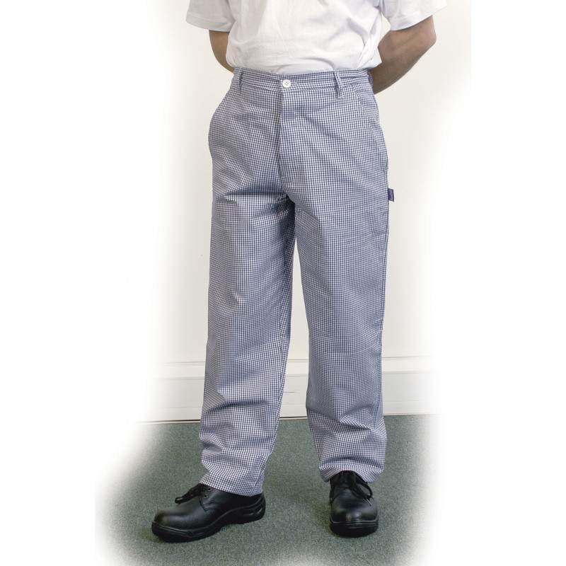 mens classic chef trouser