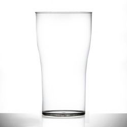 Polycarbonate Nucleated Glasses