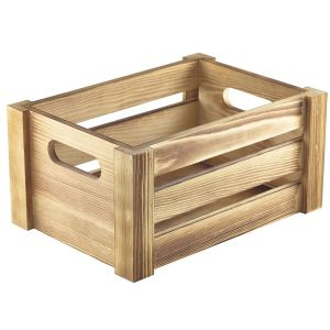 Wooden Crates & Stands