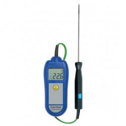 food check 5 thermometer blue