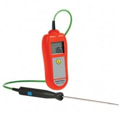 food check 5 thermometer red