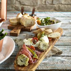 Olive Wood Boards & Platters
