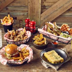Presentation & Fast Food Baskets