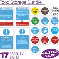 Food Storage Pack