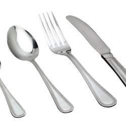 Bead Pattern Cutlery