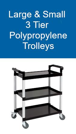 Polypropylene Trolleys